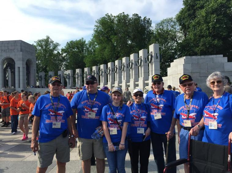 May 16th Honor Flight