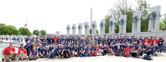 May 2015 Honor Flight